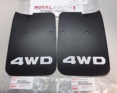 Toyota Tacoma PreRunner Left Rear Mud Guard Flap Genuine OE