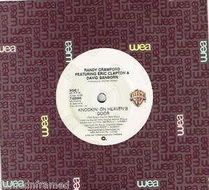 RANDY-CRAWFORD-KNOCKIN-039-ON-HEAVEN-039-S-DOOR-BOB-DYLAN-7-034-45-VINYL-RECORD-1989