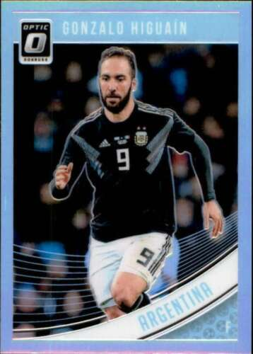 2018-19 Donruss Optic Soccer Holo Parallel Singles Pick Your Cards