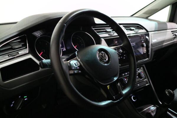 VW Touran 2,0 TDi 150 Comfortline 7prs - billede 4