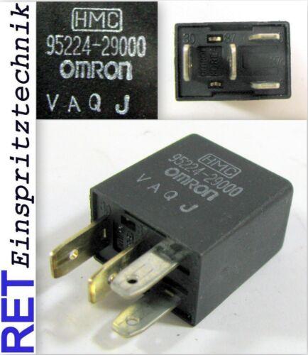 Relais Steuerrelais Omron 95224-29000 Hyundai KIA original