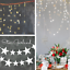13Ft-Sparkle-Five-pointed-Paper-Star-Chain-Garland-Birthday-Wedding-Party-Decor thumbnail 3