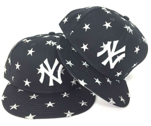New Era Star Navy Blue Team Color New York Yankees 9fifty Snapback Hat