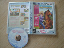 Barbie Horse Adventures - The Ranch Mystery PC CD  (best seller)