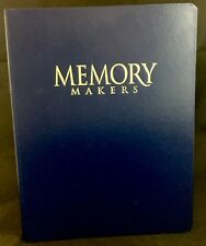 Memory Makers Binder & magazines with Scrapbook Layout Ideas & More-Volume 4-9