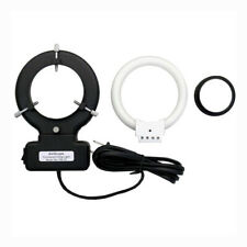 Amscope Frl12 A 12w Microscope Fluorescent Ring Light Adapter