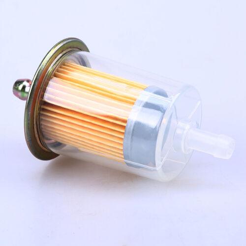 "1Pcs 8mm 5//16/"" Oil Fuel Filter Cleaner fit for Honda CBR600 VT600 VT750 Kawasaki"