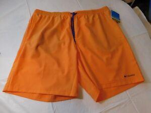 b0ed9bebf9 Image is loading Columbia-Sportswear-Company-Mens-Board-Shorts-swim-M-