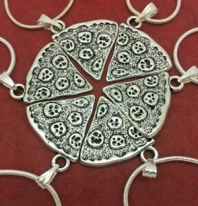 6-Pizza-slices-Necklace-sets-6-best-Friends-Necklaces-to-share-best-friends-BFF