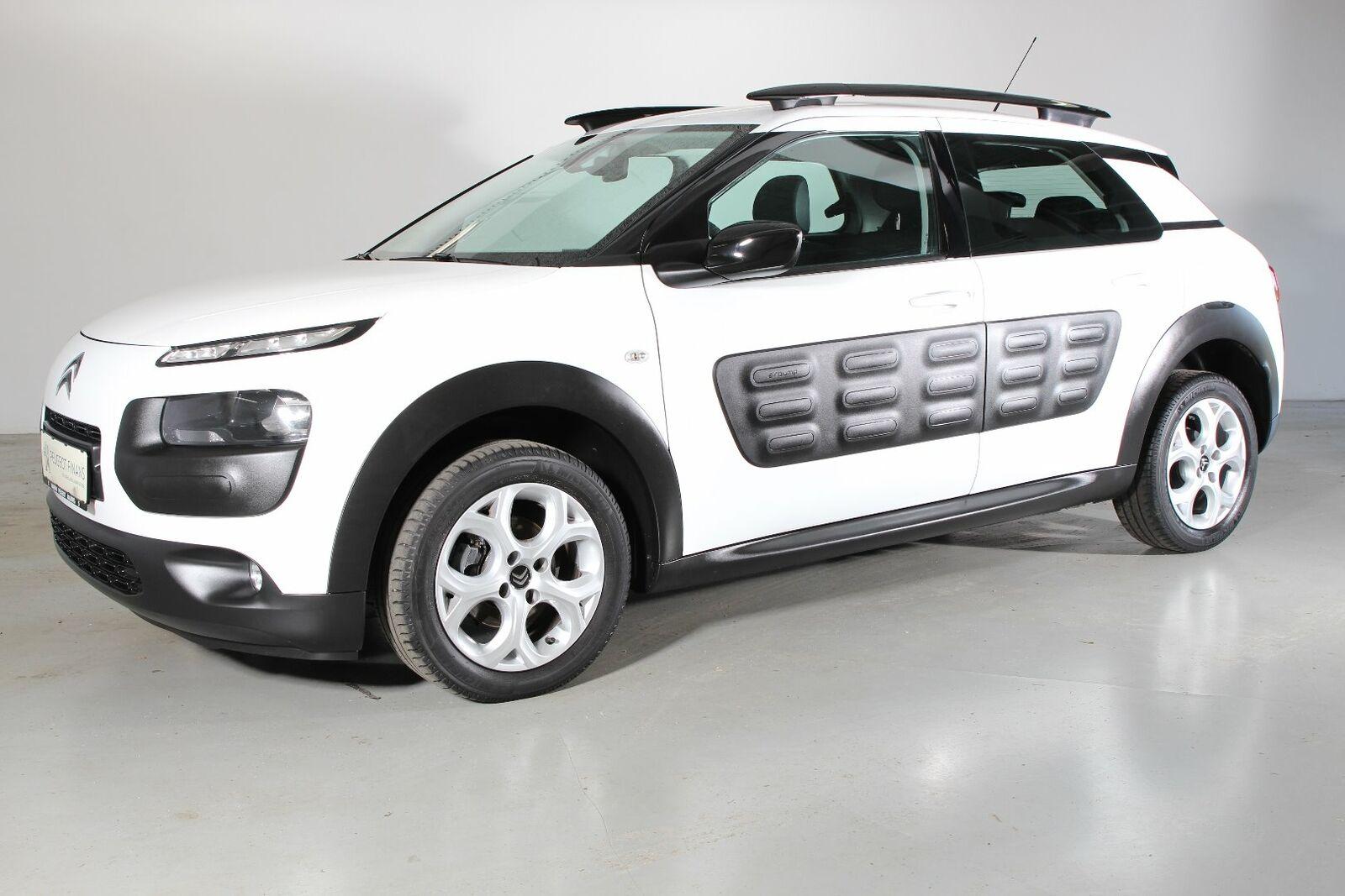 Citroën C4 Cactus 1,6 BlueHDi 100 Feel Complet 5d - 94.900 kr.