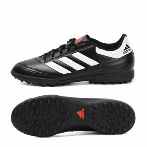 Garcons-Adidas-goletto-IV-TF-Turf-Football-Baskets-Chaussures-Taille-UK-4-RPR-44-99
