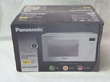 Panasonic NN-SU676W  - 1.3 Cu. Ft. Mid-Size 1100 Watts White Microwave