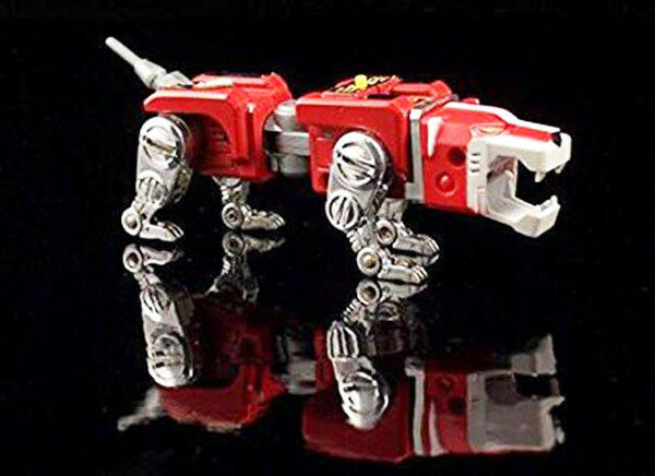 Voltron Defender of the Universe Taiwan Die-cast Metal Red Lion Loose Lance