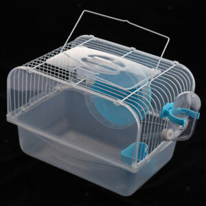 Portable-Small-Pet-Hamster-Cage-Guinea-Pig-Gerbils-Mice-House-Cage-Habitat