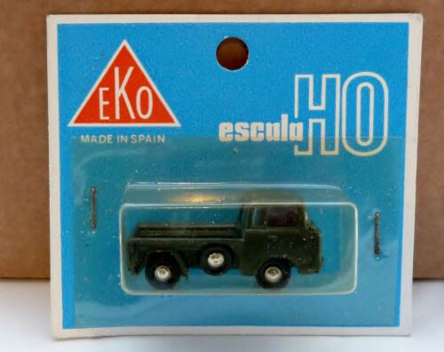 EKO POST-1945  JEEP CABOVER PICK-UP   HO SCALE