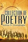 Collection of Poetry by Joshua O Oronigbagbe (Paperback / softback, 2011)