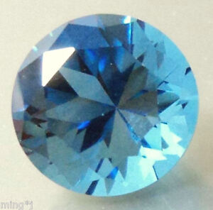 BEAUTIFUL-8-mm-BRILLIANT-ROUND-CUT-NEON-BLUE-OBSIDIAN-R1244
