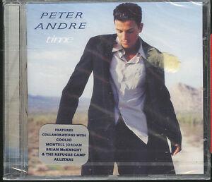 PETER-ANDRE-TIME-CD-NUOVO-SIGILLATO