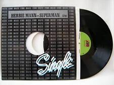 "Herbie Mann - Superman / Etagui, Atlantic LV-18 Ex*  12"" DISCO"