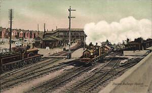 Fratton-Railway-Station-1772-by-JWS-J-Welch-amp-Sons-Railway-Train