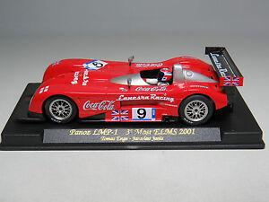 Slot-racing-FLY-CarModel-Panoz-LMP1-3-Most-Elms-2001-1-32-REF-A221