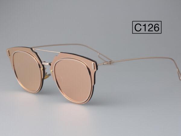 20b7821c78 COMPOSIT 1.0 Mirrored Lens Men Women Sunglasses Christian Designer  Futuristic. Hover to zoom