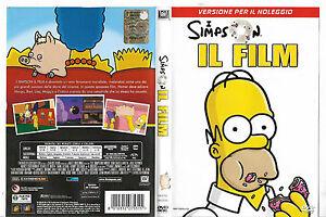 I-SIMPSON-IL-FILM-2007-dvd-ex-noleggio