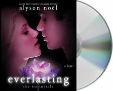 EVERLASTING (The Immortals: #6) by Alyson Noël (2011, CD, Unabridged)