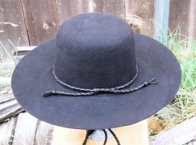 TOMBSTONE MOVIE HAT BOSS OF THE PLAINS WESTERN FRONTIER RANCH COWBOY HAT