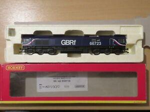 DCC SOUND Hornby R3076TTS Class 66 66723 First GBRf Chinook OO Gauge *