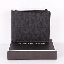8246c4588da00 item 5 NWT Michael Kors Jet Set Mens Signature Billfold W  Passcase Wallet  in Gift Box -NWT Michael Kors Jet Set Mens Signature Billfold W  Passcase  Wallet ...