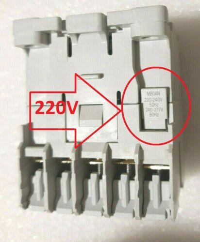 for AUMA Contactor GENERAL ELECTRIC MC1A301AT MC1A310AT coil 220V 50Hz