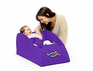 Aqua Tummy With Mummy® Foldaway Baby /& Toddler Seat with Tummy Time
