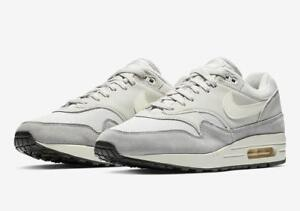 huge discount a0452 70bf1 Image is loading NIKE-AIR-MAX-1-AH8145-011-VAST-GREY-