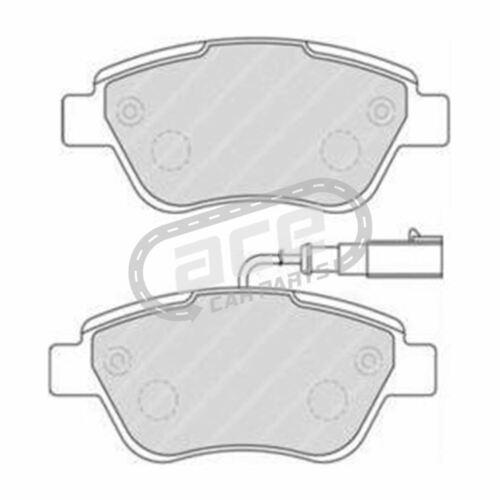 ALFA ROMEO MITO 955 Hayon 2009-2018 0.9 1.4 plaquettes frein Avant W123-H53-T17.8