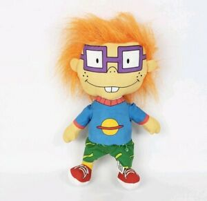 Rugrats-Chucky-Baby-Plush-Stuffed-Toy-Doll-Chuckie-5-034
