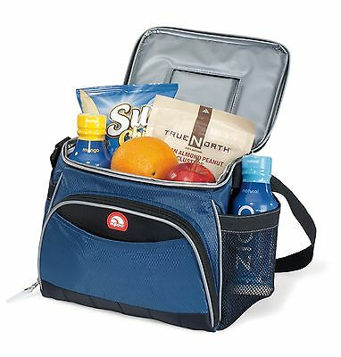 New Igloo Glacier Cooler Deluxe 24 Cans Insulated Cooler Bag  Removable Liner