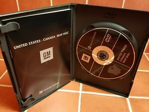 GM 10390370 86271-70V670B Version 3.0 US/CA 03R4 Map Disc Navigation ...