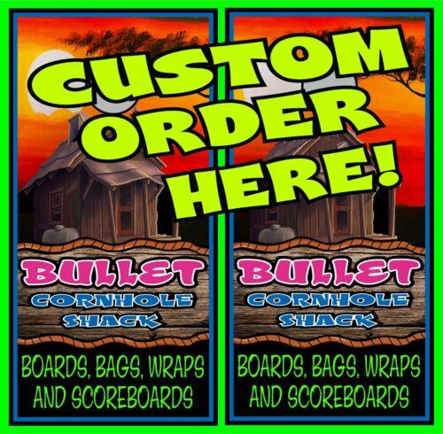 Dallas Cowboys combo 1001 custom cornhole board vinyl wraps stickers posters