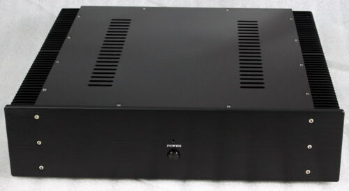 WA16 full Aluminum Preamplifier enclosure//amplifier chassis AMP BOX
