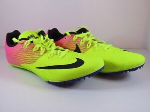 official photos f672b 3382f Image is loading Nike-Zoom-Rival-S-Track-Running-Spikes-Volt-