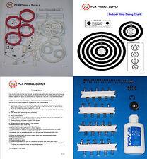1978 Zaccaria House of Diamonds Pinball Machine Tune-up Kit