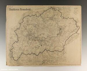 Karte-Stadtkreis-Remscheid-um-1950