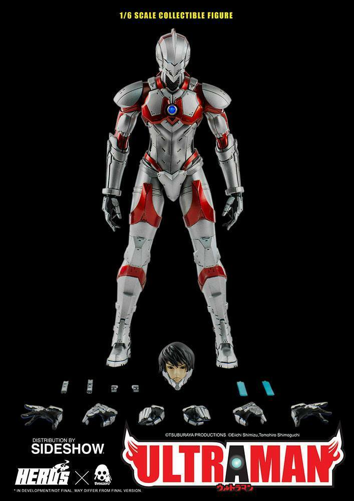 ThreeZero 1:6 Scale Ultraman Action Figure TZ-902954