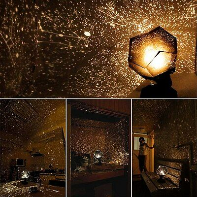 Pretty Nice Romantic Astrostar Astro Star Laser Projector Cosmos Light Lamp