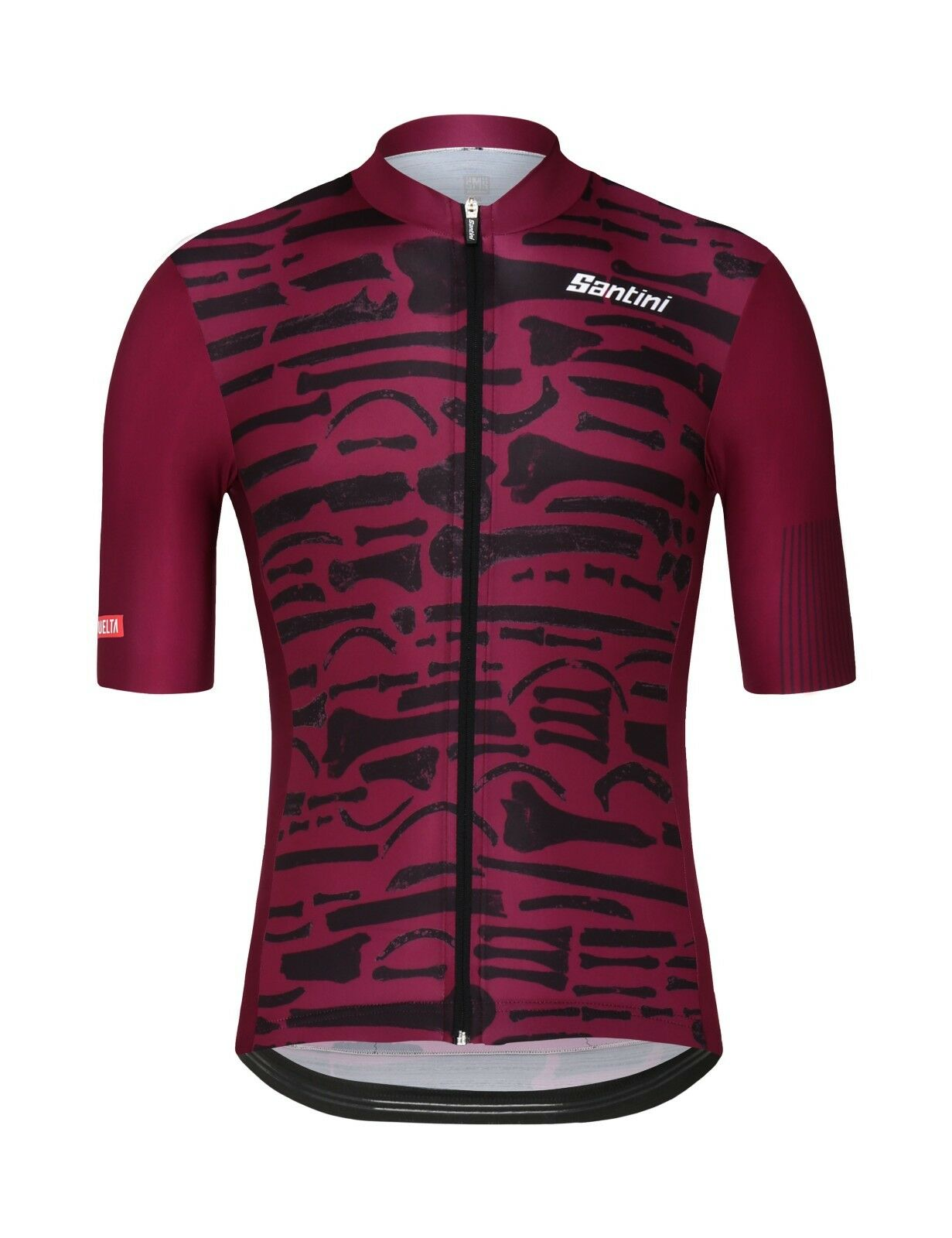 2018 La Vuelta Huesera Cycling Jersey  Made in in in  by Santini 57ffc4