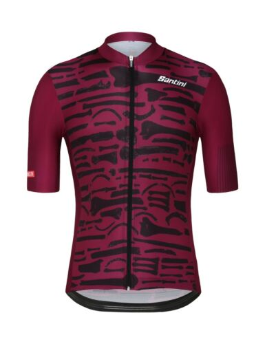 2018 La Vuelta Huesera Cycling Jersey: Made in Italy by Santini