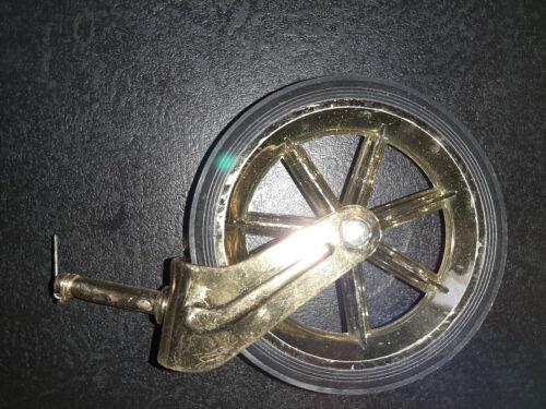 ca Teewagen Rollen Teewagenrollen Räder 10 cm 14,5 cm gesamt