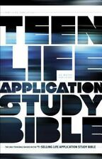 Teen Life Application Study Bible (Trade Cloth)