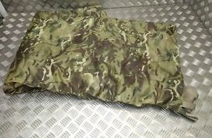 Genuine-British-Military-Issue-MTP-Multi-Camo-Basher-Tarp-Shelter-Sheet-GS